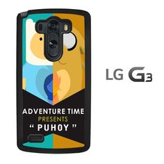 Adventure Time Collage Y2350 LG G3 Case
