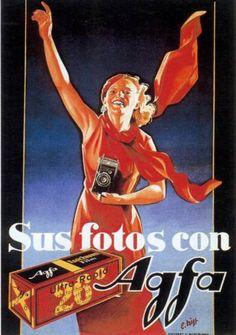 CVC. Arte publicitario. Cien años de publicidad española. Turismo y Turismo y Ocio x2.
