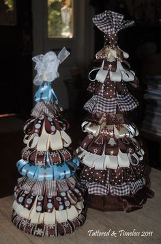 Ribbon Trees - a tutorial