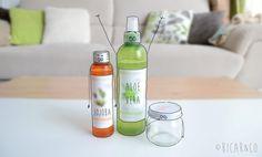 crème Jojoba, Tonne, Aloe Vera, Water Bottle, Homemade, Drinks, Diy, Couture, Sport