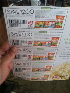 *HOT* FREE Popcorn! Have you signed up? One of the coupons is a $2 off any 1.....generally the 3 packs are $2 or less making it FREE! Got mine in the mail.  http://www.freebiequeen13.net/free-samples.html  ​​FREE Jolly Time Popcorn Mailed Coupon Book ($6 value)+FREE Exercise Band (with 3 proofs of purchase)+Contest Entry