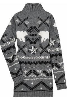 Stella McCartney|Polar bear-print sweater