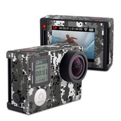 Rock that hero swag with style. GoPro Hero4 Silver Edition Skins are now available: http://www.istyles.com/skins/music-video/gopro/gopro-hero4-silver-edition/