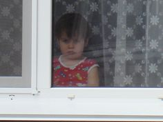 This breaks my heart...As we left the orphanage, this little one was watching.. through our entire visit she was just asking for a mama.  For more information about adoption from Ukraine go to www.buildingblocksadoption.com or call 866-321-2367