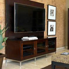 ethanallen.com - horizons studio brooklyn media cabinet and panel | ethan allen | furniture | interior design