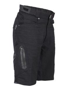 Zoic Junior Ether Bike Shorts, Black, Small - http://cyclingclothingforwomen.shopping-craze.com/index.php/2016/04/23/zoic-junior-ether-bike-shorts-black-small/