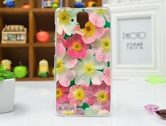2015 Top Selling Colorful Butterfly&rose Flowers Women Girls' Painted Mobile cell Phone Case For Lenovo A536 A358t Shell Skin Всего за 105руб