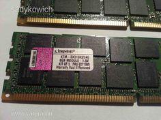 Kingston 8 GB RAM DDR3 1333MHz - 15000 Ft - Nézd meg Te is Vaterán - Memória - http://www.vatera.hu/item/view/?cod=2021710676