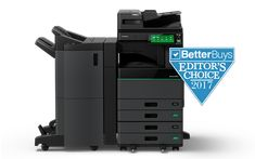 The revolutionary printer.As seen on TV,this Eco Toshiba Printer is one of the fastest photocopier sellers in South Africa.Going Eco Toshiba! Office Equipment, South Africa, Lockers, Locker Storage, Printer, Home Decor, Decoration Home, Printers, Locker
