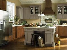 Painting kitchen cabinets ideas with beautiful colors Kitchen paint colorsis free HD Wallpaper. Thanks for you visiting Painting kitchen ca. Kitchen Cabinets In Bathroom, Kitchen Cabinet Colors, Painting Kitchen Cabinets, Kitchen Cabinetry, Kitchen Paint, Kitchen Redo, Kitchen Colors, Kitchen Countertops, Kitchen Ideas