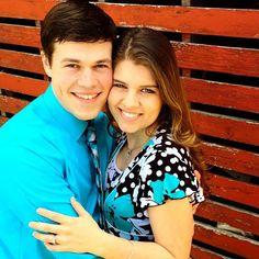 Michaela Bates Keilen and Brandon Keilen