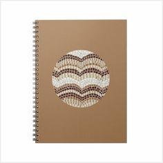 Antique Mosaic Notebook