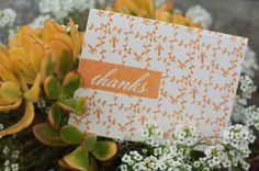 Free Thank-You card printable