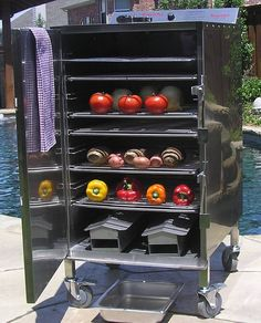 Our simple design makes our commercial #bbq #electric #smokers last and last through rough handling and years of use. http://smokintex.com/index.html #meatsmokers