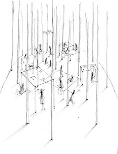 hungtrung: interaction between behavior and architecture