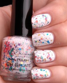 ChitChatNails » Blog Archive » KB Shimmer 2012 Fall/Winter Collection~~ Oh Splat!