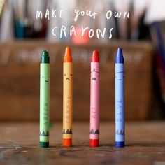 Print these custom The Day the Crayons Quit wrappers and make the crayon characters come to life. Download this activity sheet!