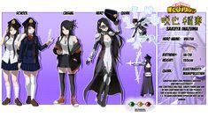 Bnha Oc: Vanessa j by on DeviantArt Oc Manga, Anime Oc, Anime Manga, Buko No Hero Academia, My Hero Academia Manga, Kaneki, Hero Academia Characters, Anime Characters, Character Art