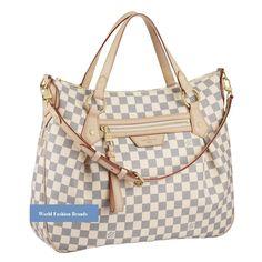 f2ee127f4d Replica perfetta borsa Louis Vuitton Evora damier azur.Borse Lv pari  originale, conciate con