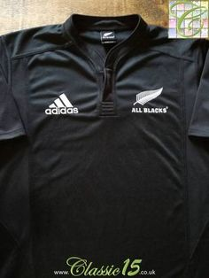 23 Best Classic New Zealand All Blacks Rugby Shirts images  8e8b41c42