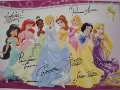 Send a letter to Disney and receive an autographed picture of your favorite character! --Definitely doing this!    Walt Disney World Communications  P.O. Box 10040  Lake Buena Vista, FL 32830-0040