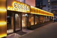 Odessa Restaurant in Kiev by YOD Design Lab