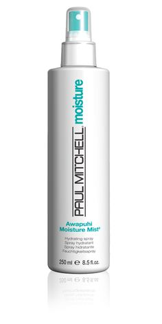 Awapuhi Moisture Mist from Paul Mitchell for hair and skin!