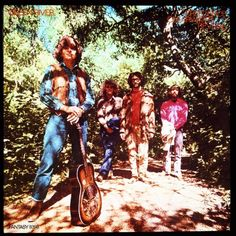 Creedence Clearwater Revival, Green River
