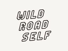 WILD ROAD SELF 2009