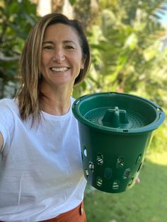 Go Eco Compost Buckets are the size of well... a bucket... they are compact in size and have direct contact with the soil which means the food scraps break down super quick within weeks compared to large compost bins which can take months 🌱 Compost Bucket, Eco Store, Organic Soil, Food Waste, Buckets, Vegetable Garden, Compact, Bucket
