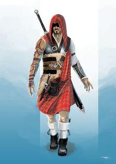 scottish | Scottish Assassin