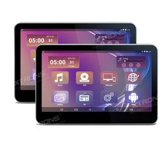 Cheap headrest dvd player, Buy Quality android directly from China quad core Suppliers: One pair Monitors Android Quad Core HD Digital Video Headrest DVD Player With HDMI Port &Screen Mirroring Quad, Travel Accessories, Accessories Online, Android, Car Videos, Electronics, Digital, Core, South Africa