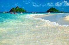 Playa brisa mar