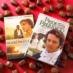 """There's something magical about seeing Elizabeth Bennet and Mr. Darcy slowly realize they are in love. And I get a kick out of the author's (Jane Austen) wry, spot-on observations about human nature. Every time I watch I have to resist just fast-forwarding to the scene at Pemberley where Darcy gives Elizabeth """"the look"""" -- the one where his uppity formality has melted away and his love for her shines on his face. Aaaahhh."""