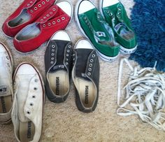 How to Clean Converse - Snapguide