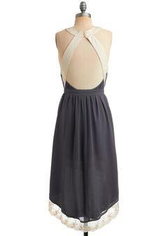 Such Great Lengths Dress | Mod Retro Vintage Printed Dresses | ModCloth.com