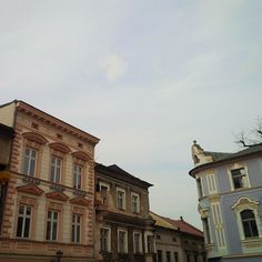 #bielskobiała #oldtown #building #architecture #city | Bielsko-Biała, Poland