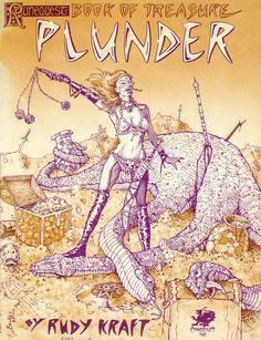 Runequest - Book of Treasure: Plunder