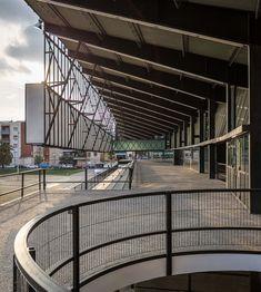 Antonio Bonet > Canódromo Meridiana. Barcelona, 1963   HIC Arquitectura