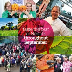 The Norfolk Food & Drink Festival - exciting plans for 2012