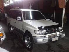 Mitsubishi Pajero Eci-Multi V6 3000