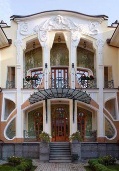 Art Nouveau, Moscow