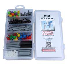 Avanzado General Y Química Orgánica molecular Modelo Set, ciencia y tecnología in Libros, Libros de textos, educación | eBay