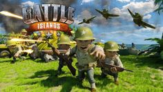 Battle Islands Hack 2015