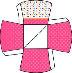 Montando a minha festa: Colorido Meninas