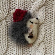 ETHNO #needlefeltingtutorials