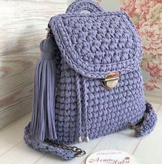 No description of the photo available – Knitting News Free Crochet Bag, Crochet Diy, Crochet Crafts, Crochet Projects, Crochet Handbags, Crochet Purses, Butterfly Bags, Confection Au Crochet, Crochet Backpack