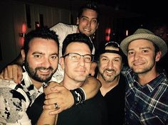 """All five members of 'N Sync, including Justin Timberlake, reunited for the former pop band member JC Chasez's 40th birthday here. The former boy band celebrated the milestone at a small private party here on Monday, said a source, reports usmagazine.com. Around 50 people, including Timberlake's wife Jessica Biel, were in attendance. The """"Can't stop … Continue reading """"'N Sync Reunites For JC Chasez's Birthday"""""""