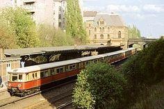 Frühling in Berlin Bahn Berlin, S Bahn, Germany, Train, Remember This, History, Deutsch, Strollers, Trains
