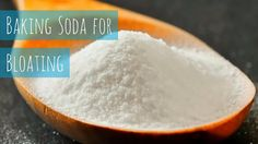 Baking soda or sodium bicarbonate is one such amazing home based natural remedy used for treating bloating. Here are some of its properties that make you know how it works for clearing stomach bloating.